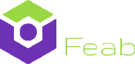 Feab logo